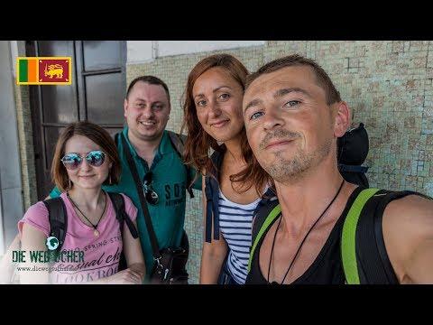 Jetzt reisen wir mit Freunden durch Sri Lanka ...:::Weltreise Vlog 61:::...