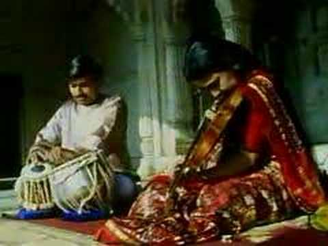 Raag Miyan Ki Todi By N. Rajam video