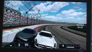 Best Buy Gran Turismo 5 Demo Mercedes SLS, See Real time Damage!