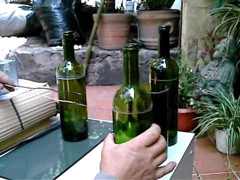 Cortar Botella
