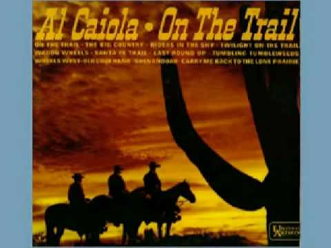 Al Caiola plays 3 more western themes - Bonanza +
