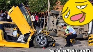 [Fatal Lamborghini Traffic Accidents] Video