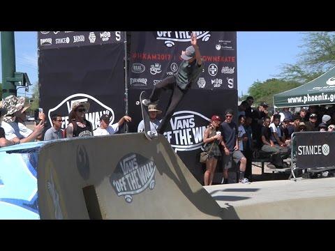 Jagger Eaton: 1st Place Run | Phoenix Am 2017 | Independent Trucks