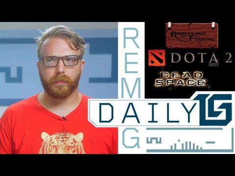 Dead Space, DOTA 2 team banned, and E3 Burglaries - TGS
