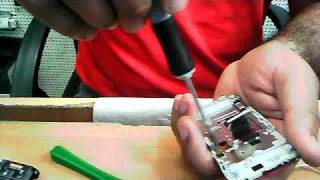 Sony Ericsson C903  disassembling training mobile phone  urdu