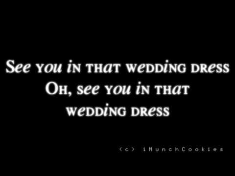 Wedding Dress (English Version) - J. Reyez & Tommy C. of IBU [ With Lyrics ]