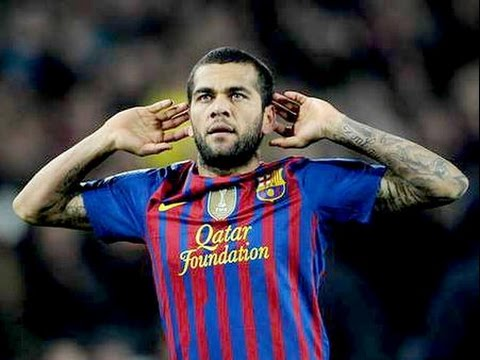 Dani Alves - Assists, Skills & Tackles HD 2015