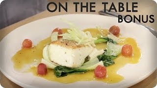 Sauteed Yuzu Halibut with Bok Choy | On The Table Ep. 12 Recipe | Reserve Channel