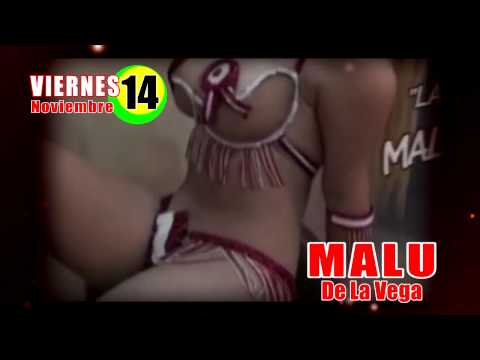 Las Cucardas Night Club - Malu de la Vega VIERNES 14 NOV