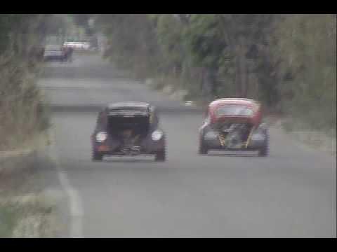 Arrancones VillaCorzo3 -  Vocho Nissan 2.5 vs Vocho  Motor 1.8