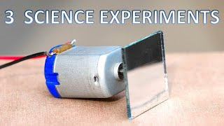 ✳️3 Amazing Science Experiments In Hindi