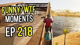 PUBG: Funny & WTF Moments Ep. 218