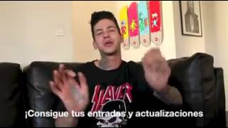 T Mills Hablando En Espa Ol  T Mills Talking In Spanish  T Mills Falando Espanhol