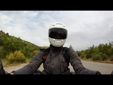 Moments Of A Motorcycle Journey - Part 2/2