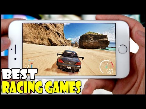 Top 5 Best New Racing Games for Android/iOS in 2016/2017 || Gamerzed Tv