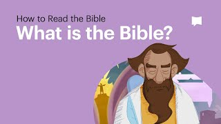 Video: What Is The Bible? - Bible Project