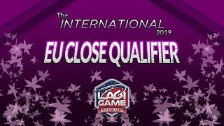 [Dota 2] Chaos Esports Vs The Final Tribe - The International Closed Qualifier Europe