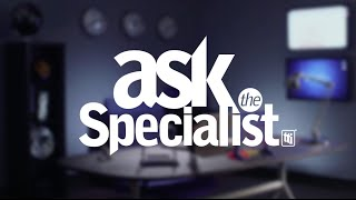 "TTI ""Ask the Specialist"", Episode One"