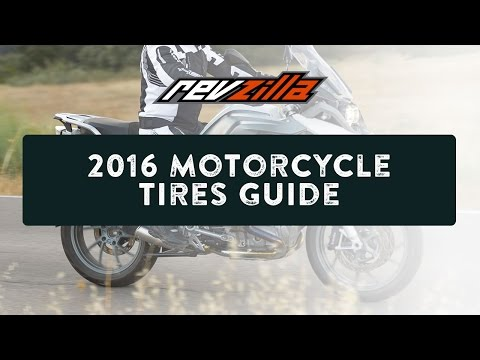 2016 Motorcycle Tires Buying Guide at RevZilla.com