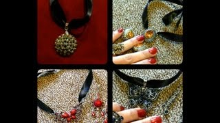 how to make your jewelry look fancy-old or cheap-BEST VIDEO EVER
