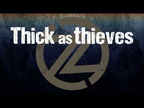 THICK as THIEVES by Cavo - Official Lyric Video