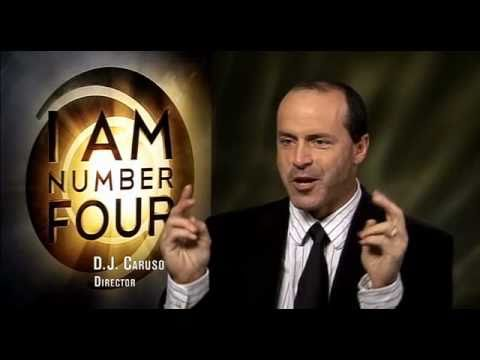 I Am Number Four- Character Profile: D.J. Caruso