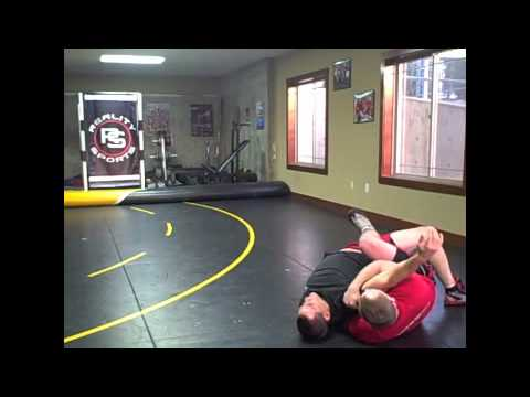 Wrestling Technique of the Week - Cowboy Tilt Image 1