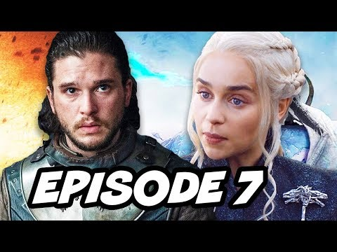 Game Of Thrones Season 7 Episode 7 Finale 10 Wtf