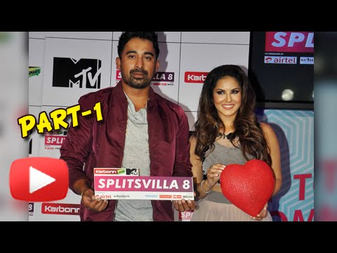 Sunny Leone Dance at MTV Splitsvilla 8 Launch With Rannvijay Singh - Watch Now | Part 1
