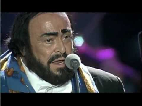 Its A Mans World James Brown  Con Pavarotti Live Directo En Vivo  Hd Excelente video