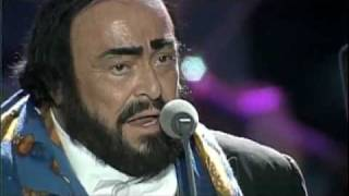 Its A Mans World James Brown Con Pavarotti Live Directo En Vivo Hd Excelente
