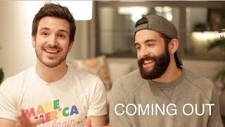 Coming Out | Justin and Nick