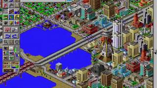 [DOS Old Game] Maxis - 심시티 - Simcity 2000 3편