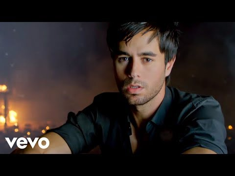 Enrique Iglesias - Ayer Music Videos