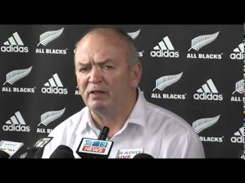 Graham Henry Steps Down as All Blacks Coach