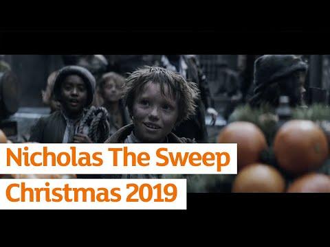 Nicholas the Sweep   Sainsbury's   Christmas 2019