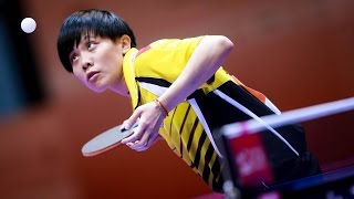 2016 US Open Table Tennis - Singles Finals