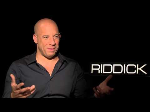 Exclusive: Vin Diesel Talks Riddick Movie and  Games