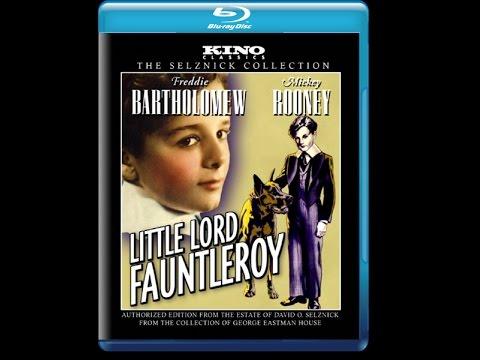 Маленький лорд Фаунтлерой / Little Lord Fauntleroy - старый добрый семейный фильм