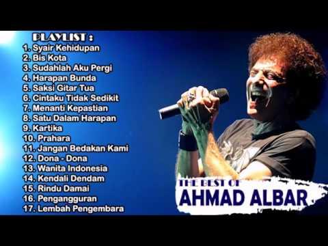 AHMAD ALBAR   Pilihan Lagu Terbaik   Full Album   HQ Audio   Playlist