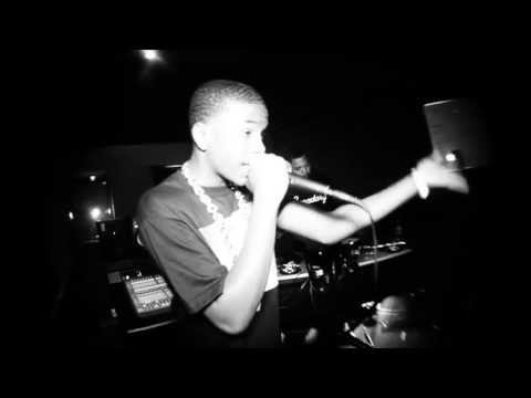 Donnie Houston's Mic Check - Young Marqus