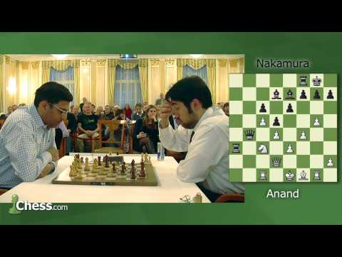Viswanathan Anand vs Hikaru Nakamura: Zurich 2015 Armageddon