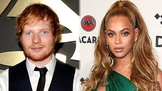 """Ed Sheeran & Beyonce Team Up For """"Perfect"""" Duet & It's EVERYTHING"""