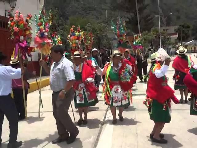 fiesta de la virgen de la candelaria en yauyso el 2 de febrero 5 parte