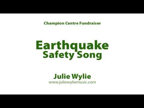 Earthquake Safety Song