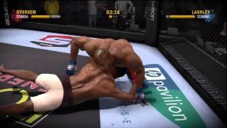 EA MMA Xbox 360 Demo