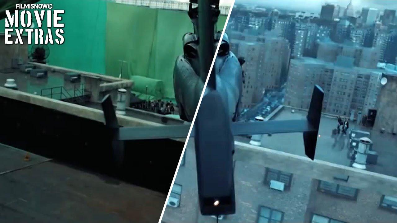 World War Z - VFX Breakdown by Cinesite (2013)