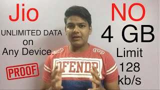 JIO SIM TRICK to get unlimited Data After 5 September. No Speed Drop.
