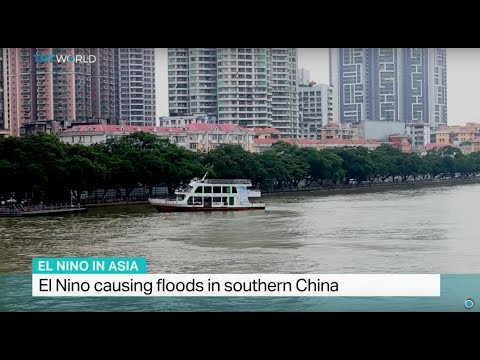 El Nino causing floods in southern China, Patrick Fok reports