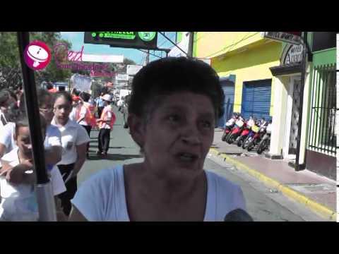 Promotoría Solidaria Realiza Marcha contra las Drogas